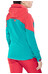 Dynafit Mercury 2 Dynastretch Jas Dames rood/turquoise